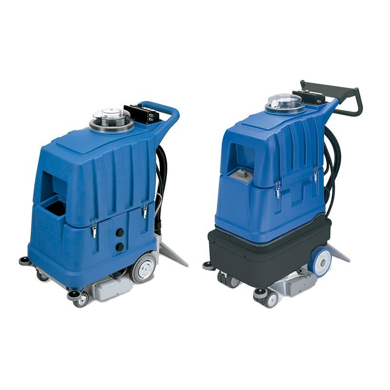 Máquinas limpiadoras de moquetas