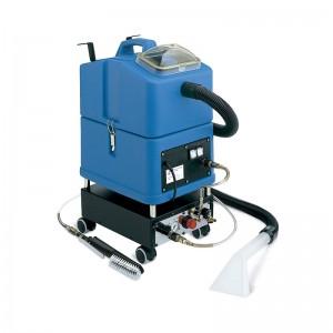 Máquina limpiadora de tapicerías