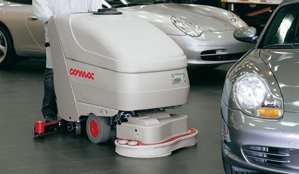 Mersa Maquinaria y Útiles de Limpieza - Automoción - Fregadora Comac