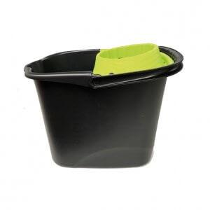 Cubo de fregado rectangular